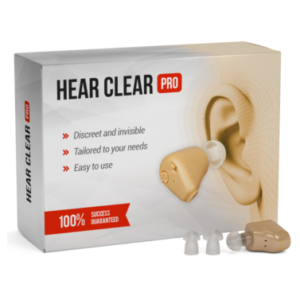 Hear Clear Pro – dispozitiv auditiv